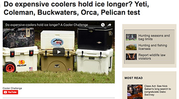 pelican products reviews elite coolers vs yeti orca coleman