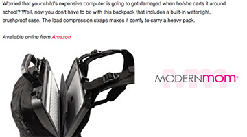pelican products reviews modernmom modern mom backpacks