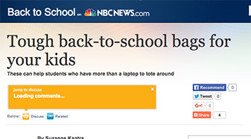 pelican products reviews nbc news school backpack