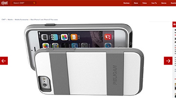 pelican products reviews cnet apple iphone 6 6s plusvoyager case
