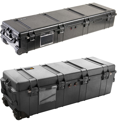 pelican products 1740 1770 long cases rifles and guns