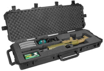 pelican products remington rifle custom hard case made in usa