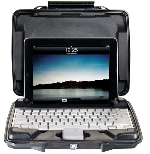 pelican products apple ipad tablet hard case watertight