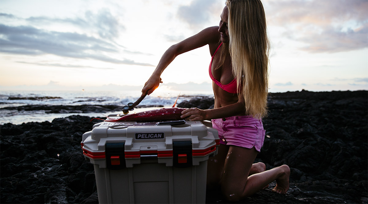 pelican consumer fishing coolers and marine cooler