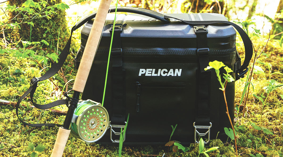 pelican products consumer soft cooler hunting fishing