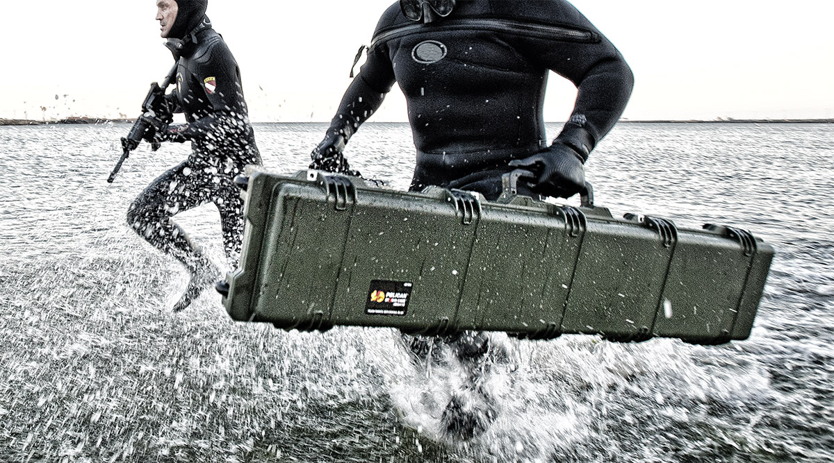 Pelican Custom Cases Storm Gun Case