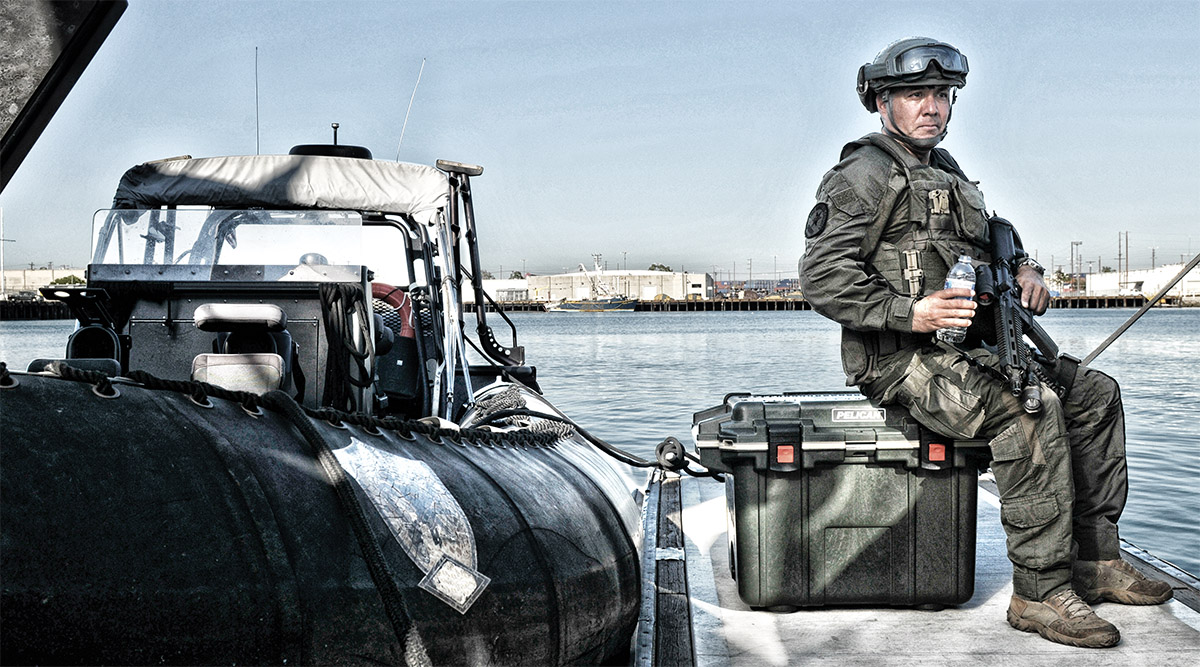 pelican products military gun cases and coolers