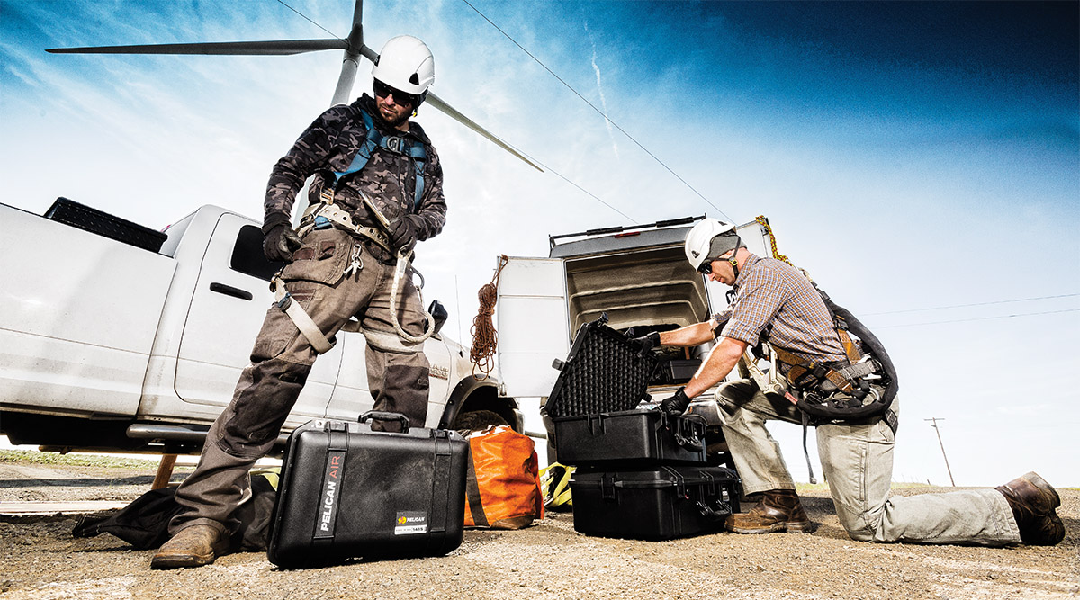 pelican professional products air lightweight cases
