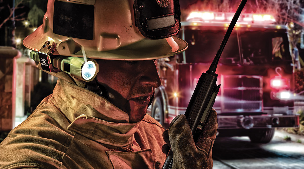 pelican professional products firefighter safety flashlights