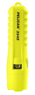 pelican 3345 flashlight front angle