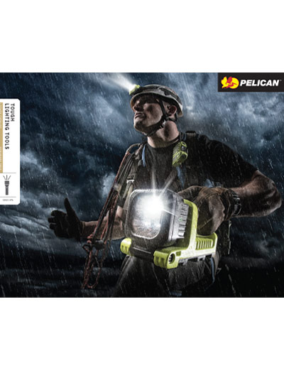 pelican peli products flashlights remote area lights full line catalog 2014