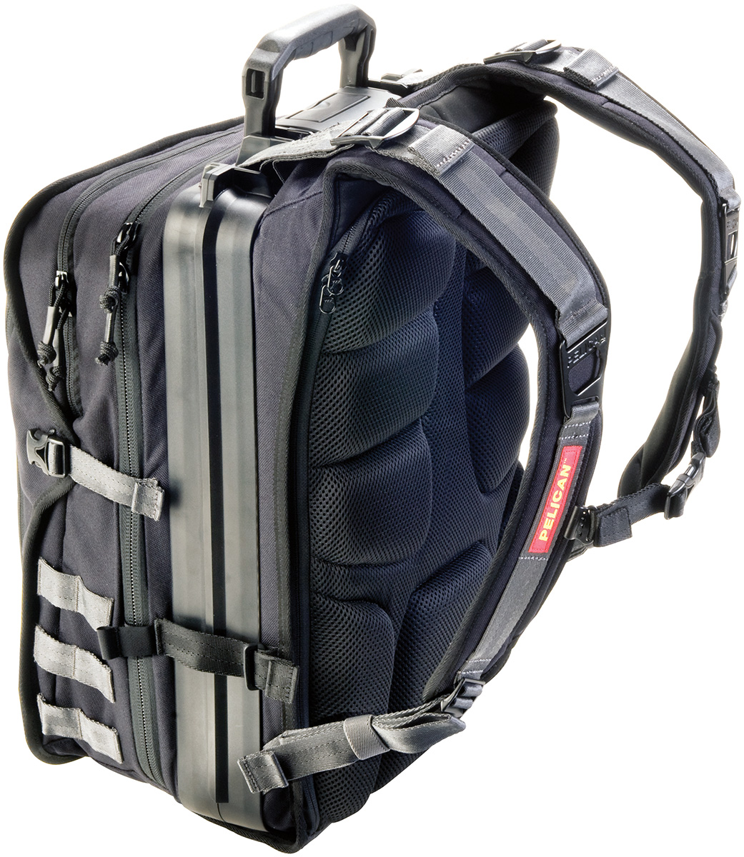 pelican peli products U100 hard shell laptop backpack