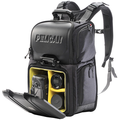 Pelican Products U160 camera backpack with case