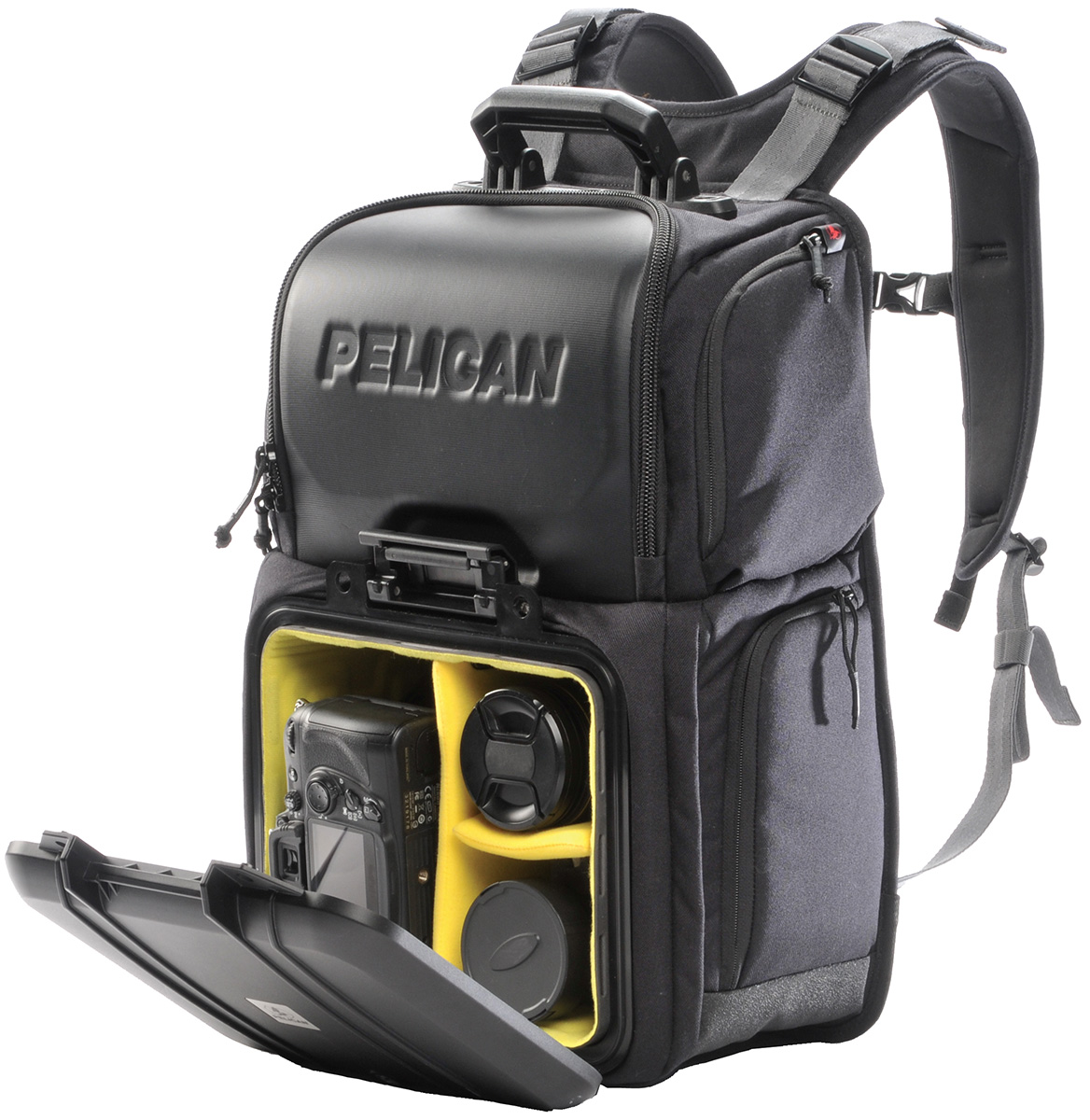 pelican peli products U160 hard photographer camera backpack