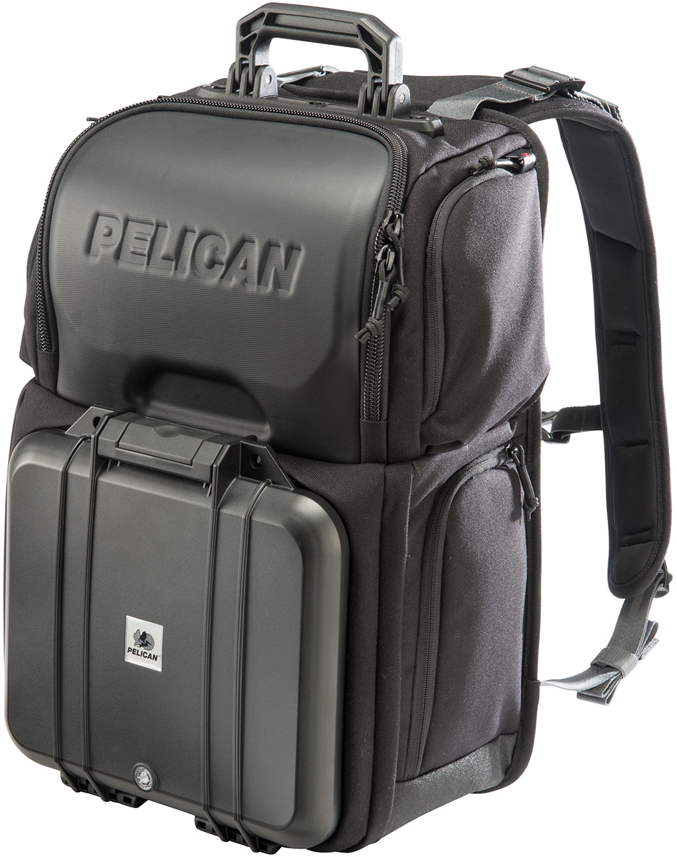 pelican peli products U160 usa made camera padded backpacks