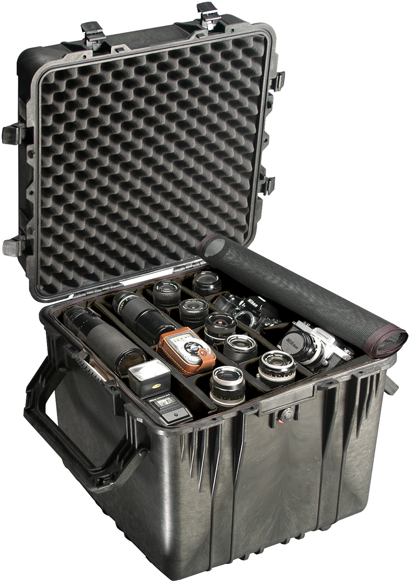 pelican peli products 035 hard cube camera equipment case