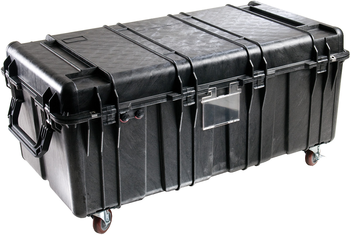 pelican peli products 0550 protective rolling hard transport case