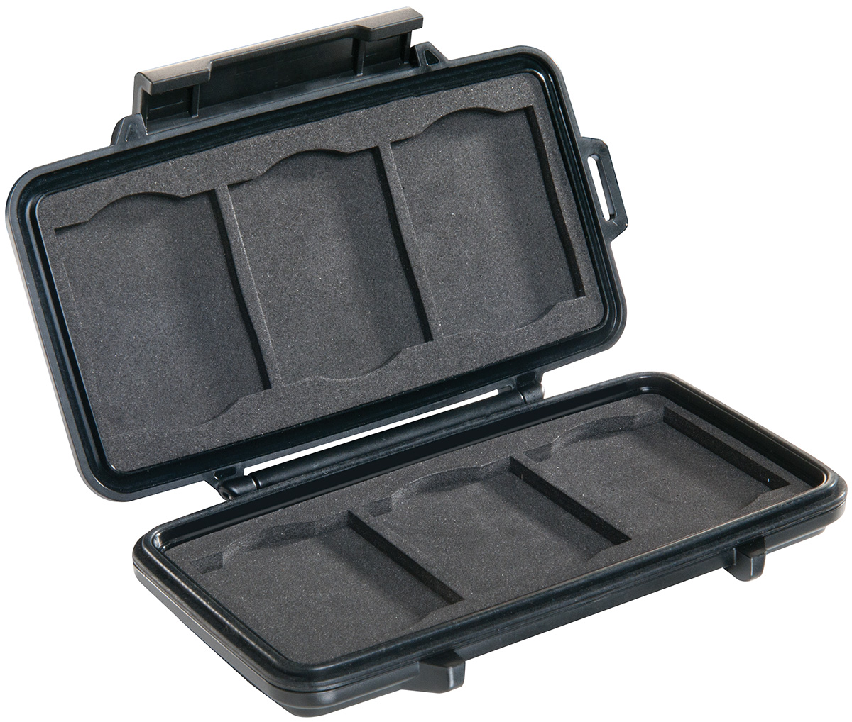 pelican peli products 0945 waterproof camera compact flash case