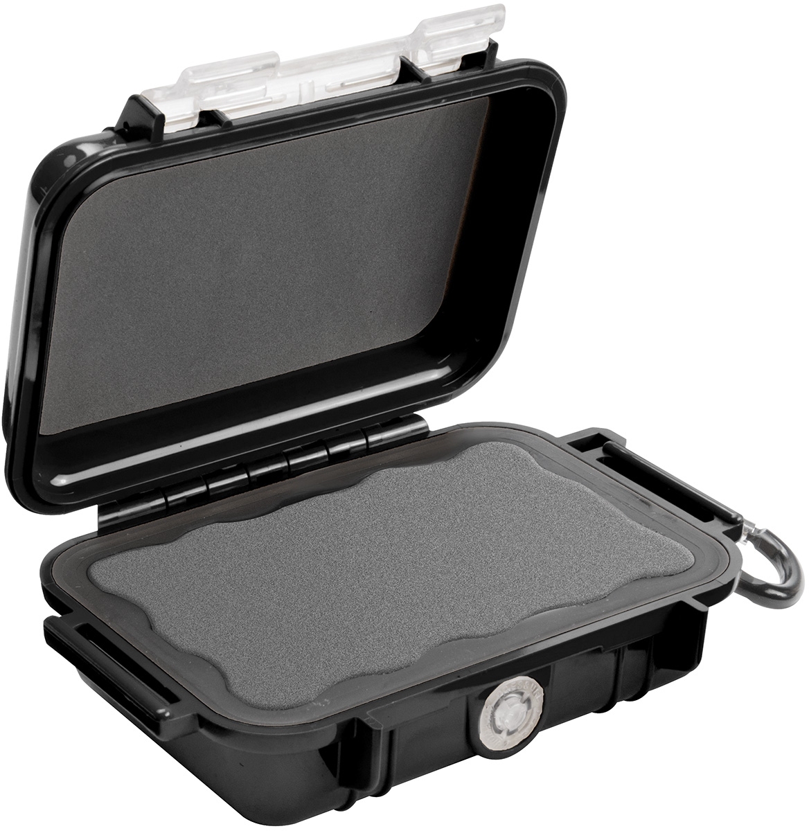 pelican peli products 1010 waterproof black tiny case