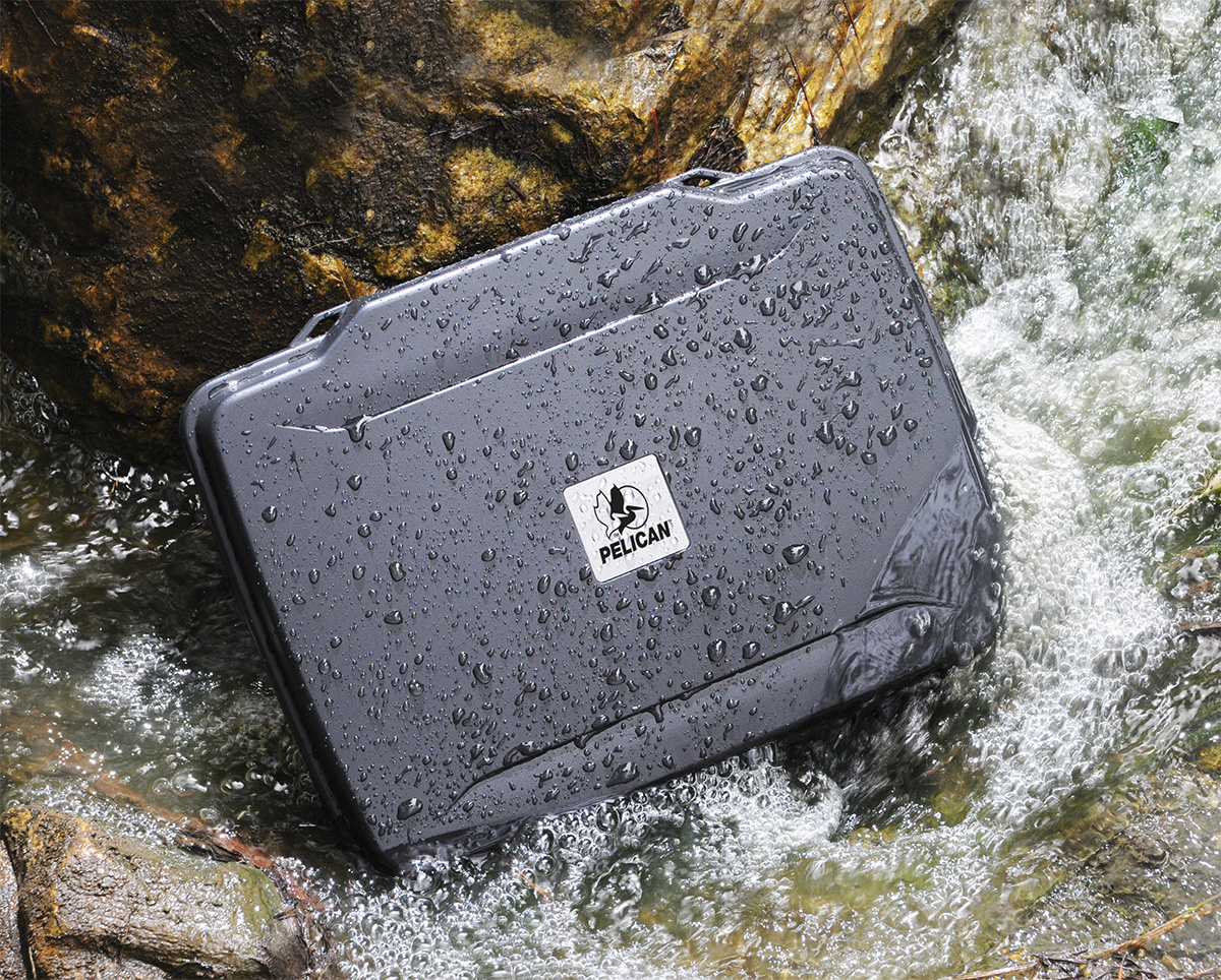 pelican peli products 1065CC waterproof watertight laptop case