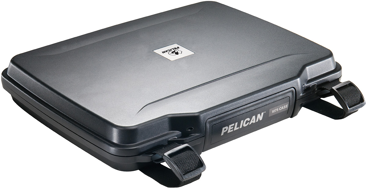 pelican peli products 1075 rigid waterproof laptop hardcase