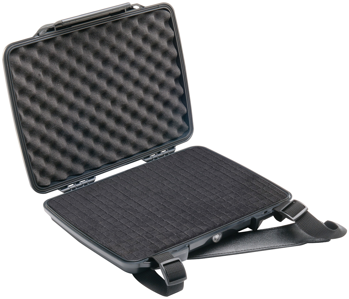 pelican peli products 1075 rigid waterproof laptop tablet case