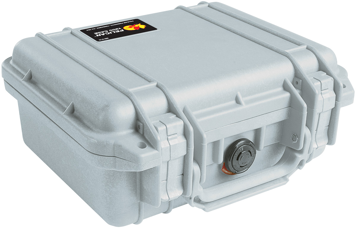 pelican peli products 1200 gray camera nikon watertight case