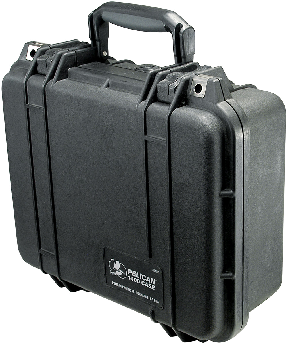 pelican peli products 1400 crush water proof camera case