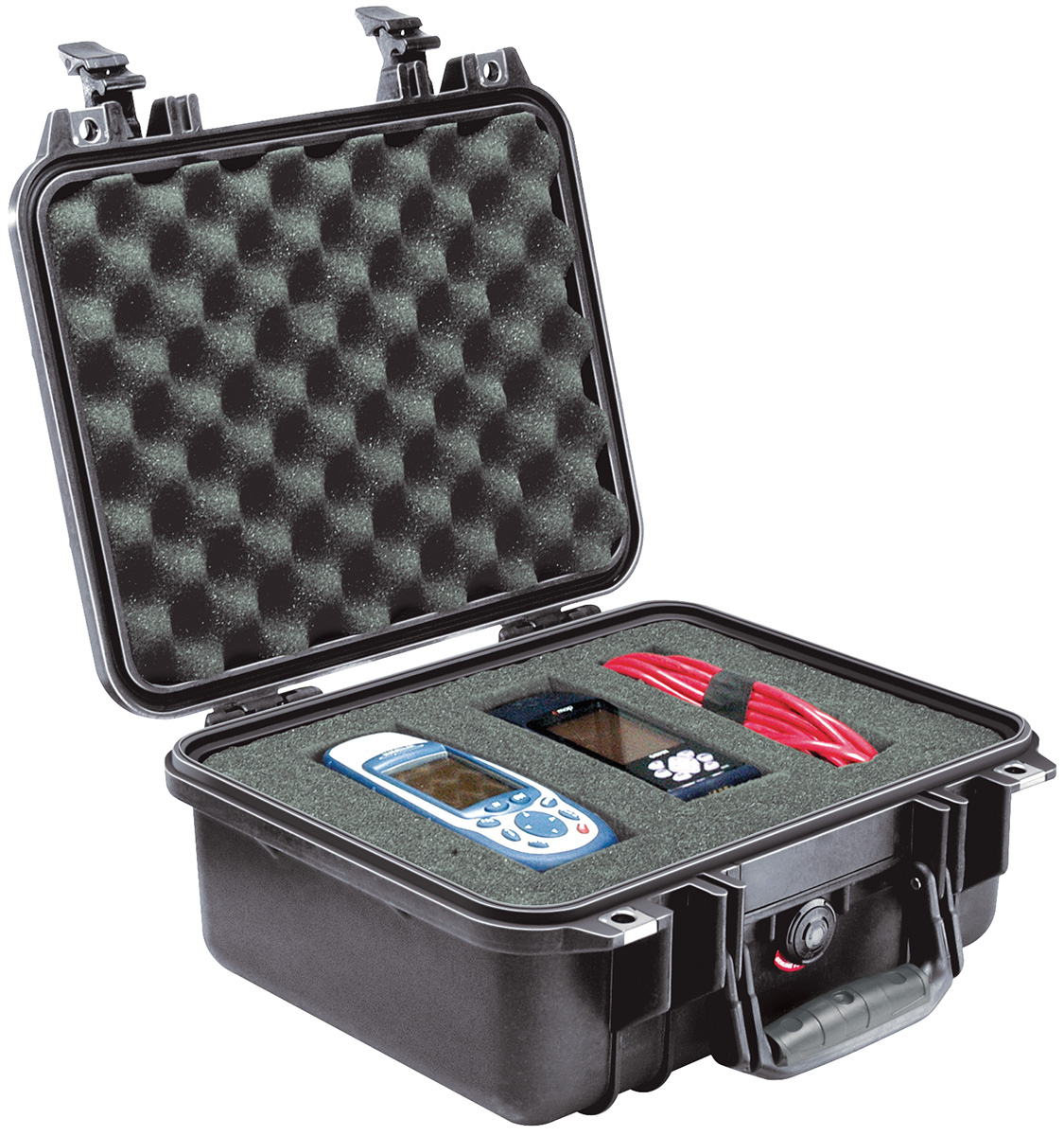 pelican peli products 1400 crush water proof electronics case