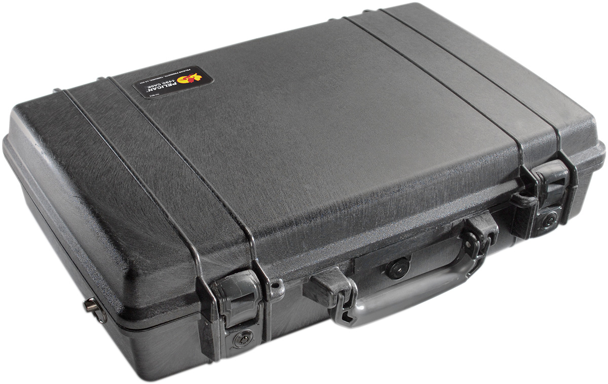 pelican peli products 1490 hard briefcase laptop rugged case
