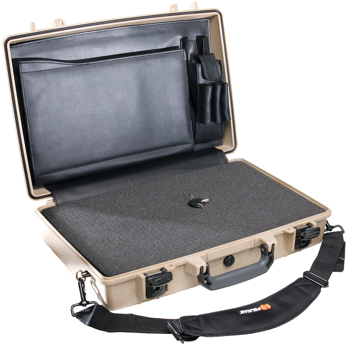 pelican peli products 1490CC2 crush dust proof laptop hardcase