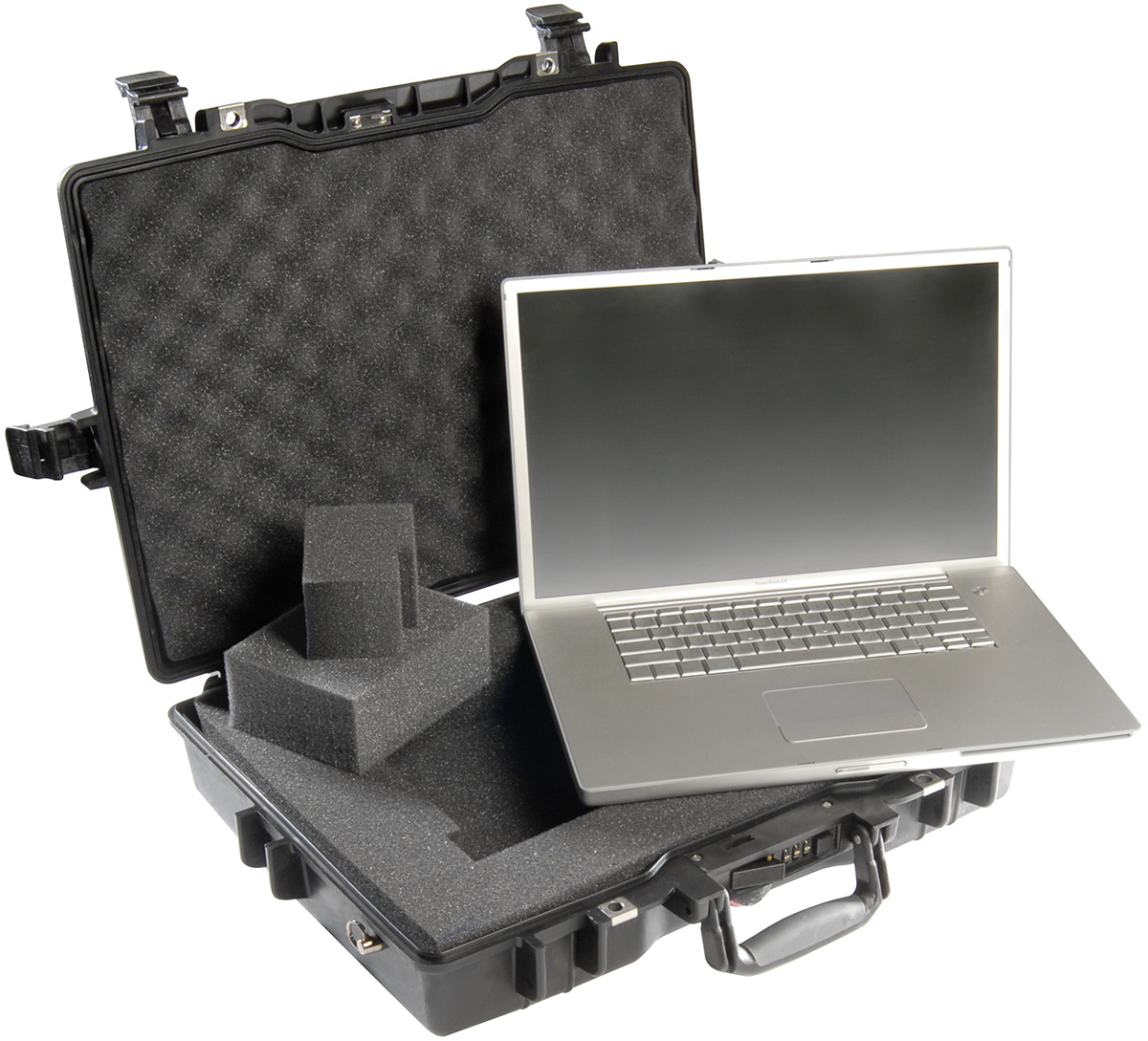pelican peli products 1495 usa made macbook laptop hard case