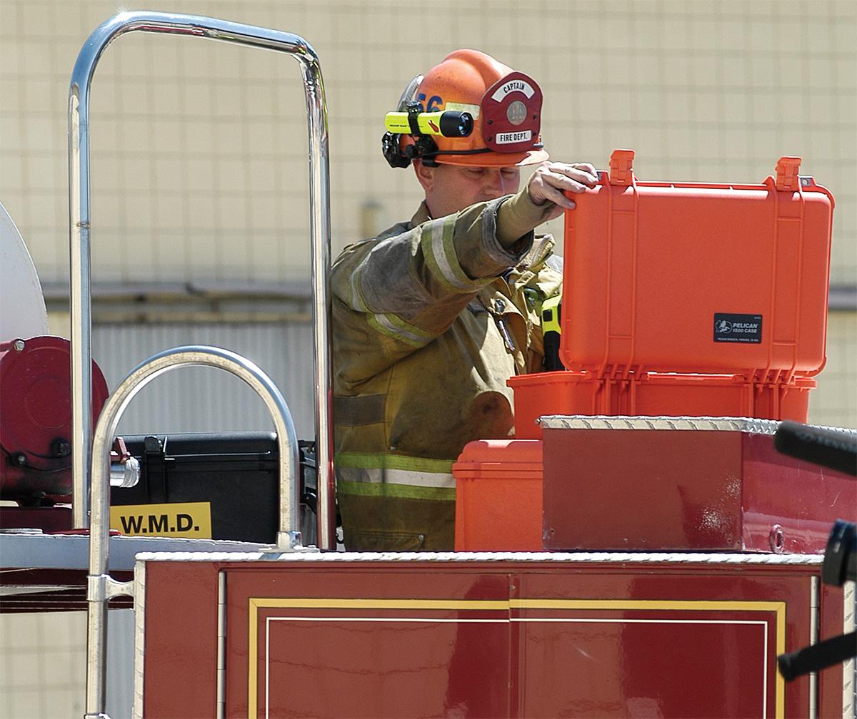 pelican peli products 1500EMS 1500 fire rescue medic emt case