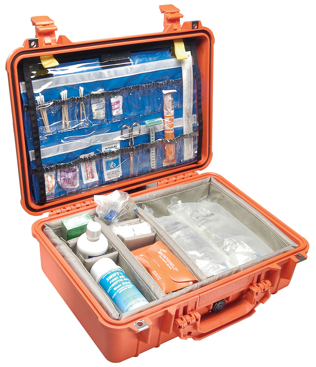 pelican peli products 1500EMS ems medical ambulence first aid
