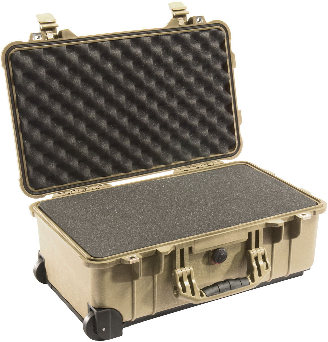 pelican peli products 1510 protective travel carry on suit case