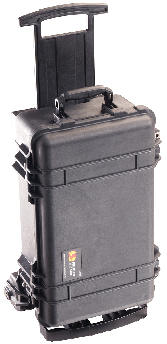 pelican peli products 1510M rugged outdoor rolling travel case
