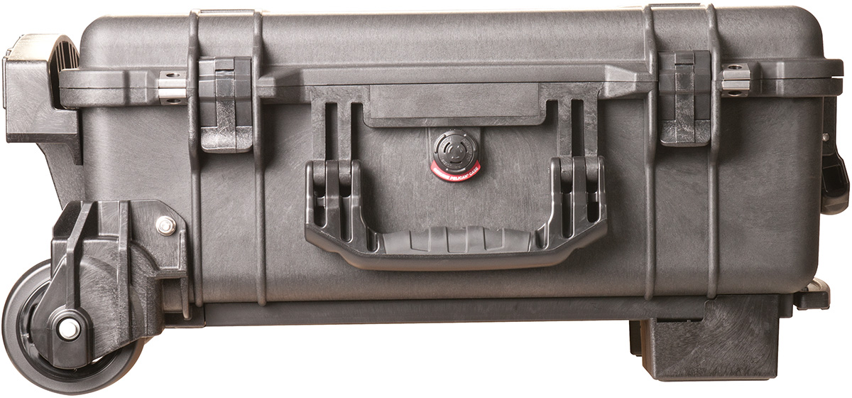 pelican peli products 1510M strong outdoor rolling travel case