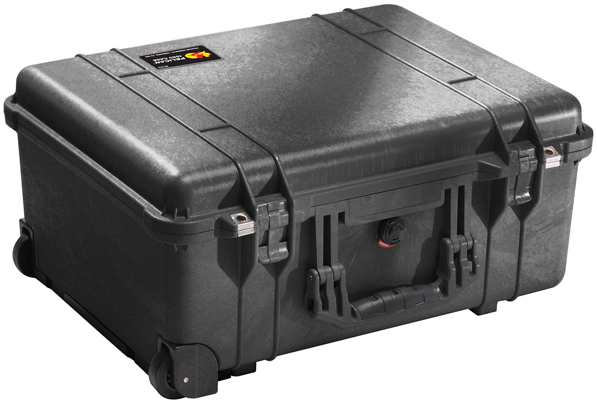 pelican peli products 1560 tough travel hardcase lifetime case