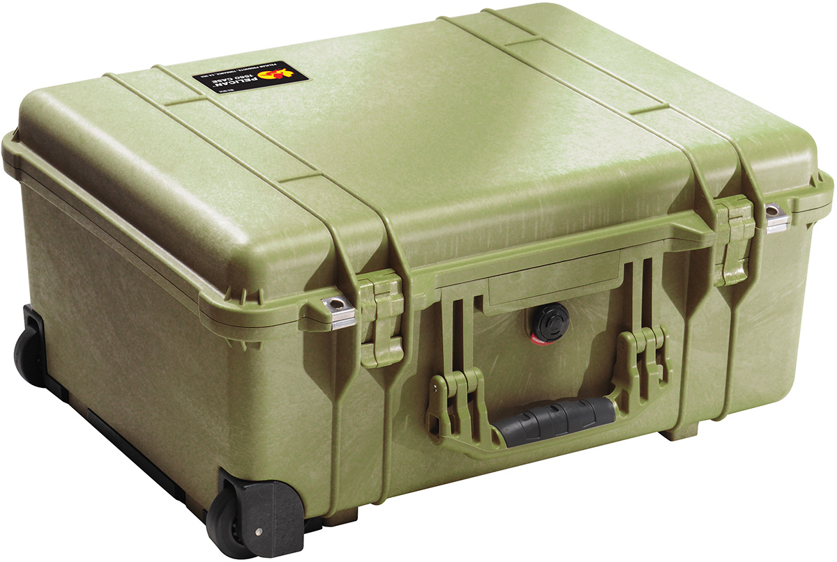 pelican peli products 1560LFC 1560 rolling protographer hard case