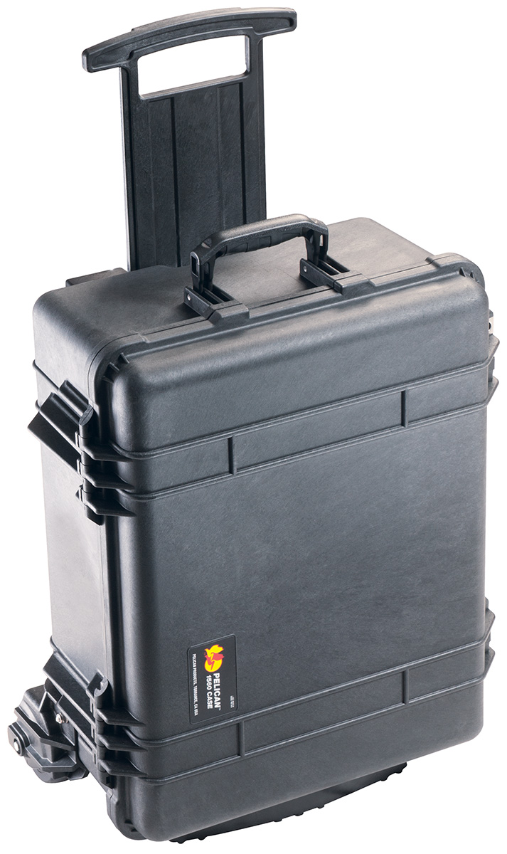 pelican peli products 1560M outdoor rolling transport hard case