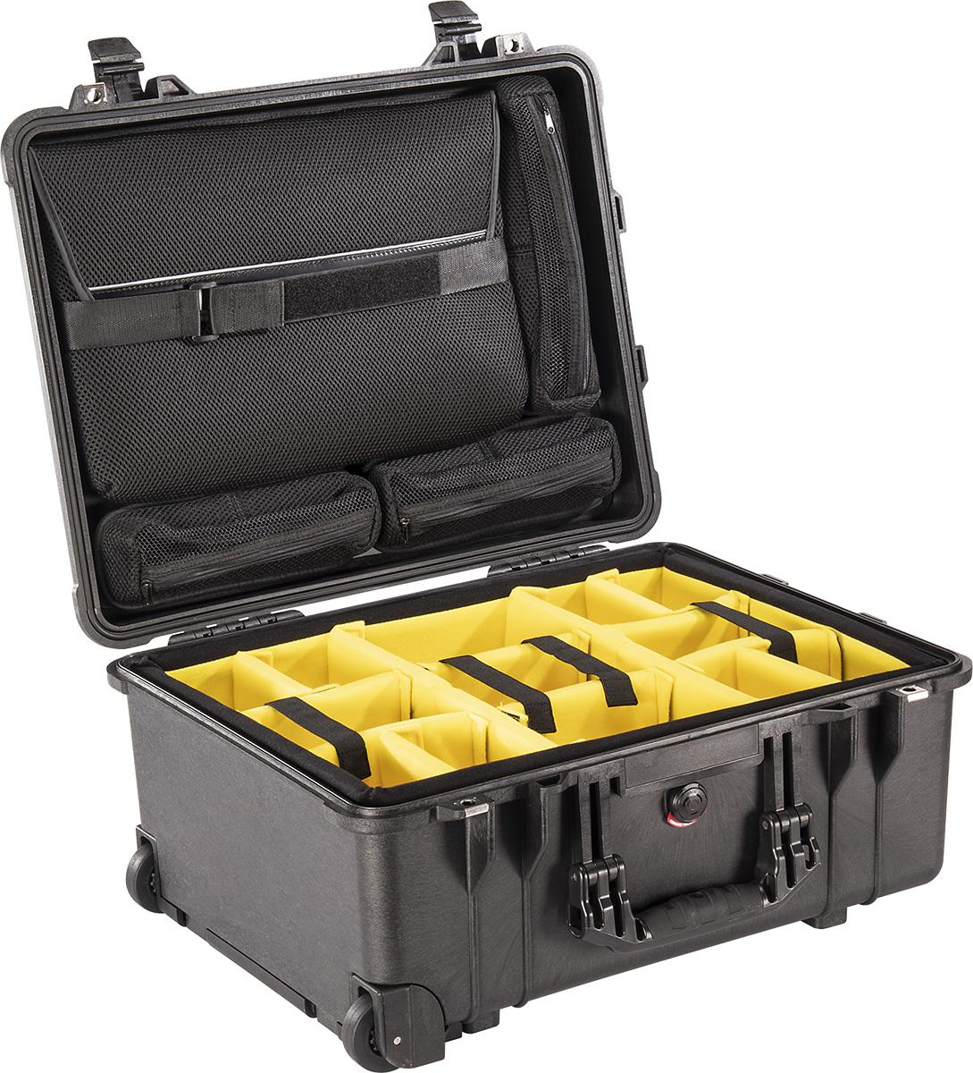 pelican peli products 1560SC protographer camera lens case