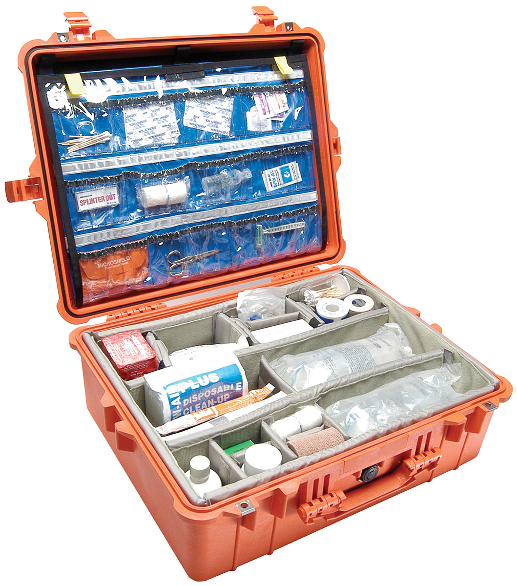 pelican peli products 1600EMS medical ems ambulance emt case