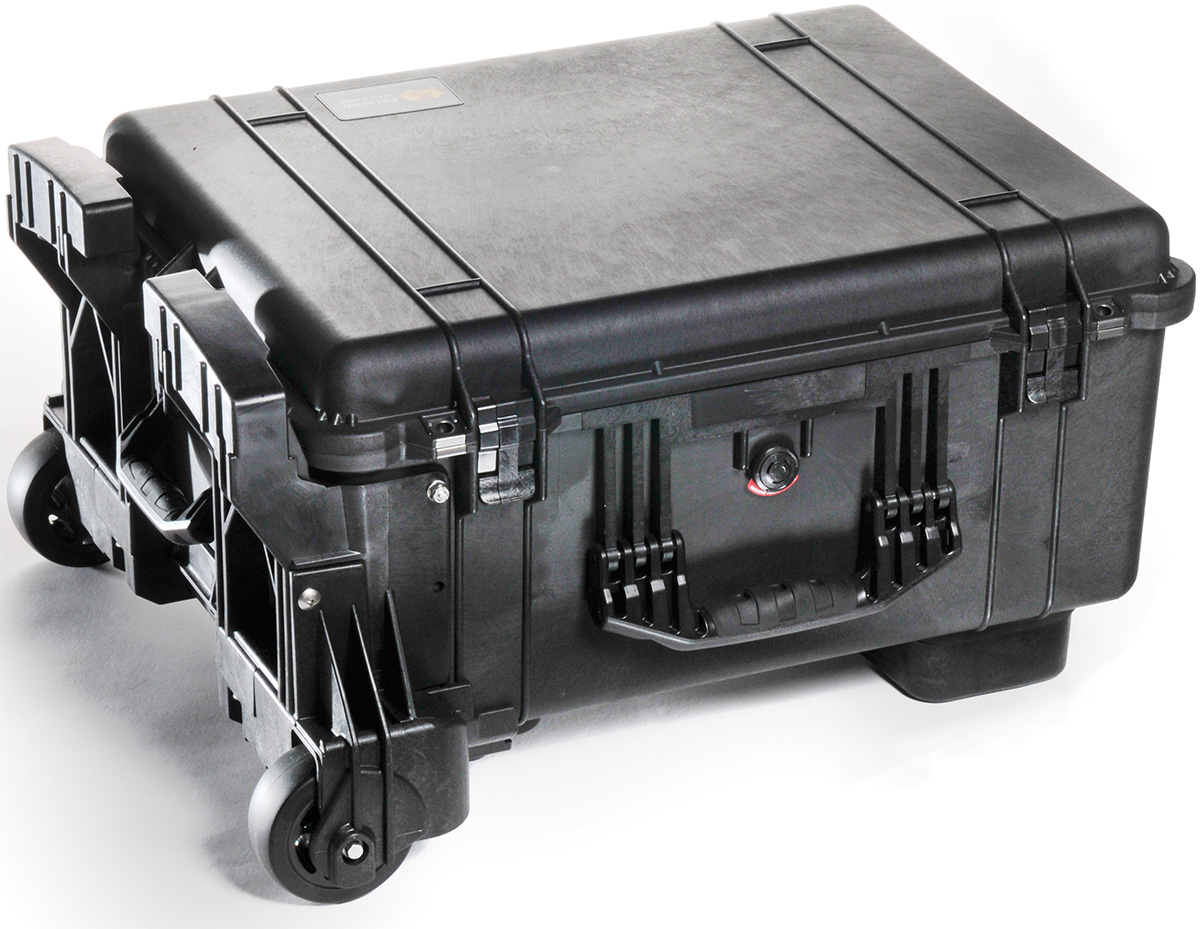 pelican peli products 1610M hard rugged offroad case