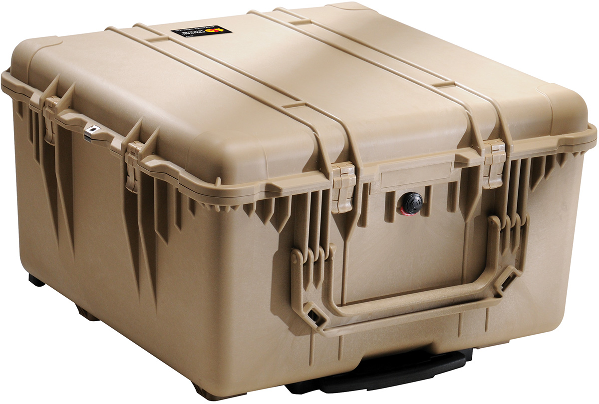 pelican peli products 1640 military rolling transport tactical case