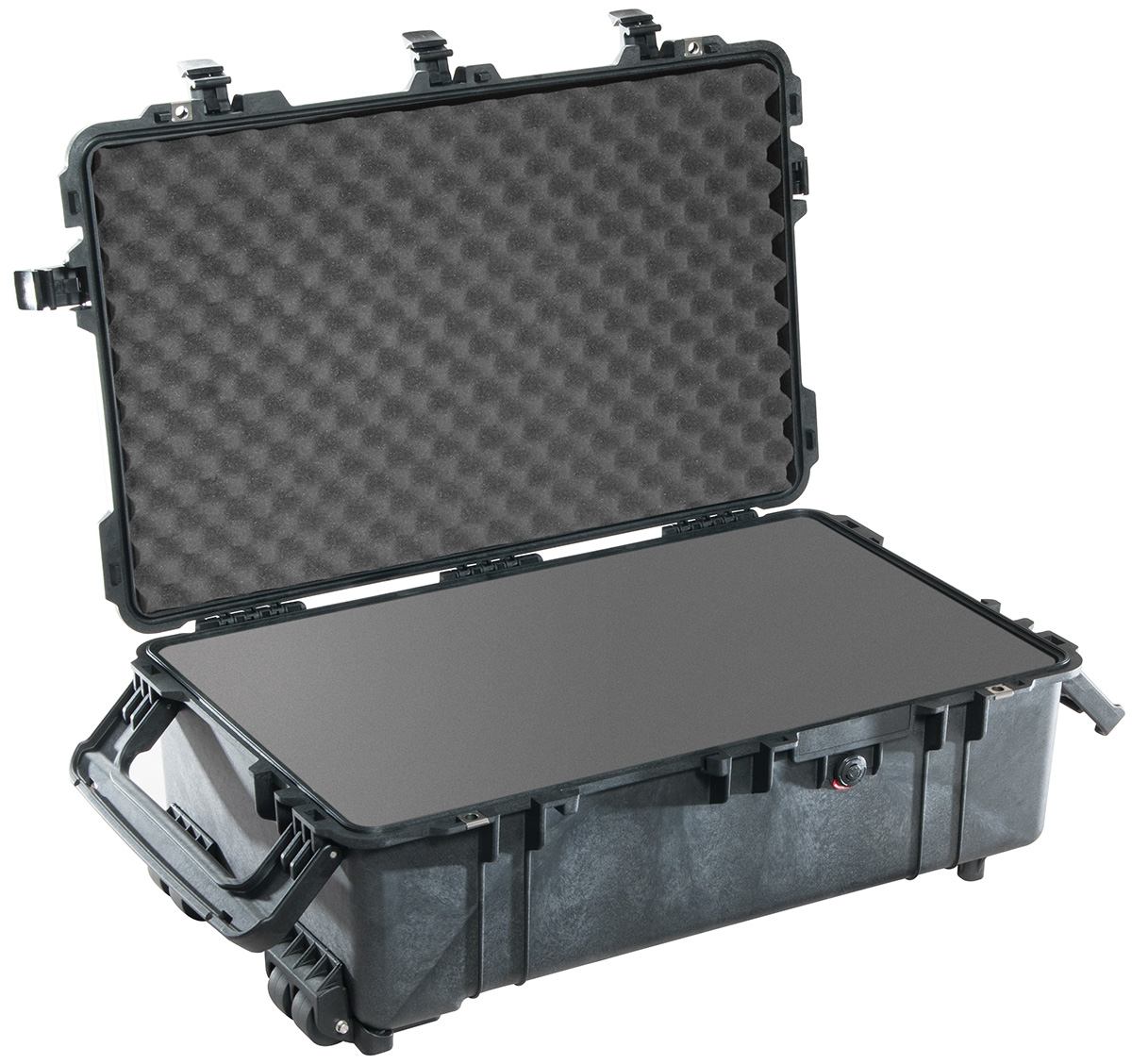 pelican peli products 1670 rolling weapon equipment hard case