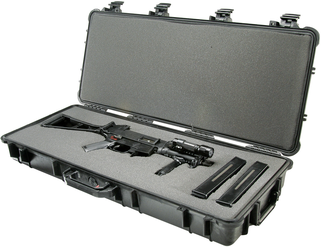 pelican peli products 1700 usa made rifle gun hard shell case
