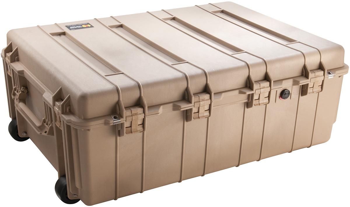 pelican peli products 1730 big hard transport wheeled case
