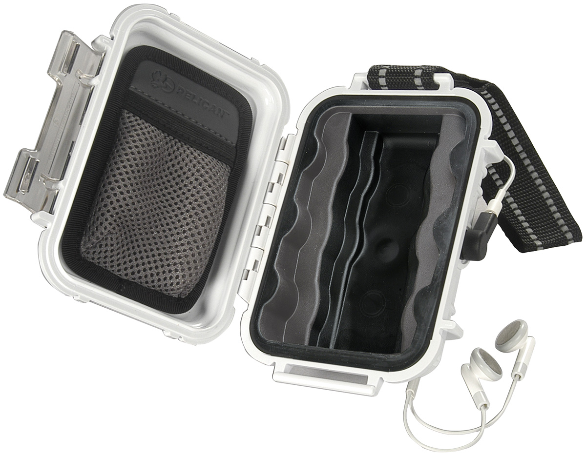 pelican peli products i1010 protective ipod nano watertight case