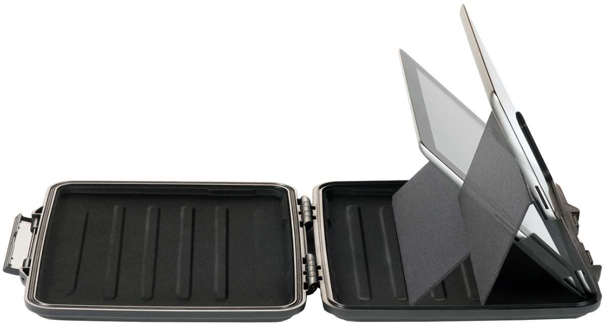 pelican peli products i1065 watertight ipad hard shell case