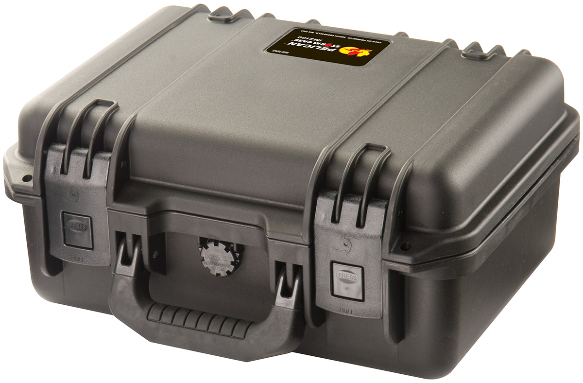 pelican peli products iM2100 hard shell audio equipment case hardigg hardcase